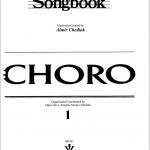 Choro Songbook